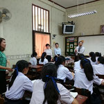 Satrinonthaburi School (Sep 02, 2015)