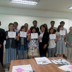 Certificate for Kwassui Women's University Mar 20, 2015 Sripatum University