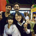 Thai Students and Japanese Student of SPU-Japanese