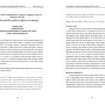 Proceeding paper by Asst.Prof.Yasumasa MORI, Sripatum University, Bangkhen campus