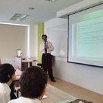 Teaching Japanese Culture in English Class at Sripatum University.