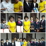 SPU-Japanese students for Nara Sangyo University and Japanese language program by Japan Foundation