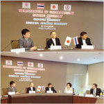 Prof.Junki Hasegawa and Assoc.Prof.Ken'ichiro Higichi, Sugiyama Jogakuen University, Nagoya, Japan