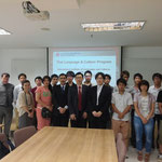 Thai Language and Culture Program for University of Fukui, 5 - 16 Sep, 2014