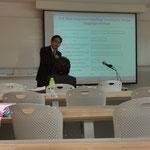 Asst.Prof.Yasumasa MORI (SPU-Japanese)