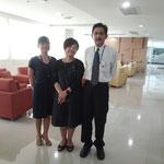 Prof.Dr.Haruko HAYAKAWA, Ritsumeikan University and SPU-Japanese