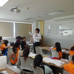 Sripatum Teaching Assistant Program Feb 23 - Mar 20, 2015