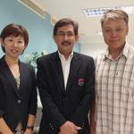 Ms.Makiko SEKI & Dr.Hideo MARUYAMA (Panyapiwat Institute of Management: PIM)