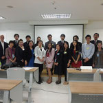 Participants with Moderator, Dr.Waraporn Thaima,Graduate College of Management, Sripatum University