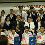 2013年6月22日(土)第32回日本語スピーチコンテスト(TPA/ส.ส.ท.)