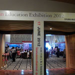 Japan Education Exhibition 2012 [17 June]