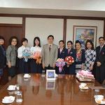 Asst.Prof.Dr.Wirat Lertpaitoonpan, Vice President of SPU Bangkhen Main Campus
