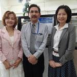 Asst.Prof.Dr.Somporn Gomaratut & Ajarn Sirada Boonserm   Dhurakij Pundit University