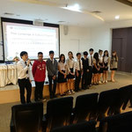SPU-Japanese (JBC) Students and Students from University of FUKUI Sep 16, 2015