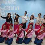 Thai Cultural Experience (Thai Traditonal Dance)  Mar 19, 2015