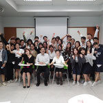 Ms. Sayako ARAMAKI and Chandrakasem Rajabhat University Students