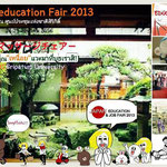 SPU-Japanese Booth for Japan Education & Job Fair 2013