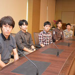 Japanese students from Univ.of Fukui, Japan