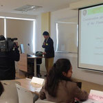 Mr.Kazumi OTANI, Teaching Staff,Kansai University,Junior/Senior High School