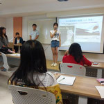 Presentation by Higashiosaka College Students in Japanese Class, Sripatum University