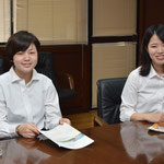 Teaching Assistants from Yasuda Women's University, Hiroshima, Japan