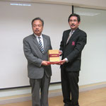 Visiting Professor Junichi KUWANO, Institute of East Asian Studies, Thammasat University