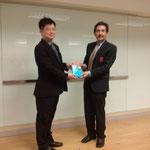 Assoc.Prof.Ken'ichiro HIGUCHI, Sugiyama Jogakuen University