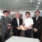 Assoc.Prof.Ken'ichiro HIGUCHI & Prof.Dr.Mamoru TSUKADA, Sugiyama Jogakuen University
