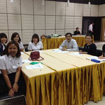 Workshop & Test by University of FUKUI (Jan 22, 2015)