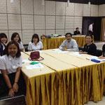 Workshop & Test by University of FUKUI (Jan 22, 2015)