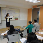 Japanese Teaching Assistant Program (T.A.) by Sripatum Univ.(SPU-Japanese) Summer, 1/2014[2557]