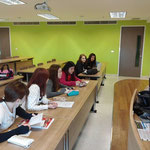 English Class for Kwassui Women's University
