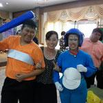 Cosplay of Doraemon