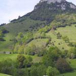Rocher d'escalade Arguibelle