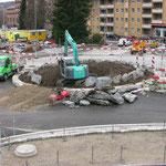 Kreiselbau, Kloten,Eberhard Gartenbau AG
