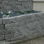 Kleinmauersteine Granit