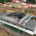 Baumroste intsallieren, Eberhard Gartenbau AG Kloten