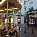 Weihnachtsstimmung in Saint Germain