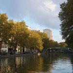 Herbstlicher Canal StMartin :)