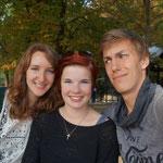 Mara, Anton & ich