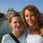 Lara und ich :)
