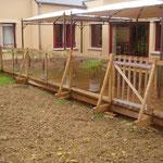 Terrasse pour résidence
