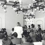 Eröffnungs Musikschule 1982