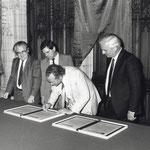Vertrag mit Arras 1984