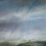 """deluge"" 76x102cms"