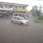 Regenzeit - Tawau - Senporna