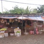 Straßenmarkt - Tawau