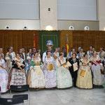 Todos los galardonados. Palacio de la Exposición. Valencia, 2/febrero/2013