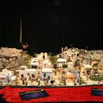 Panorámica general Belén navidad 2012