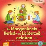Buch Im Morgenkreis Herbst- und Lichterzeit erleben